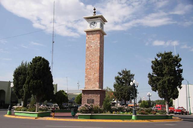 Ciudad Delicias Chihuahua Jesus Esparza Flores