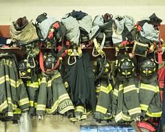 FDNY Firehouse Engine 67, Washington Heights, New York City