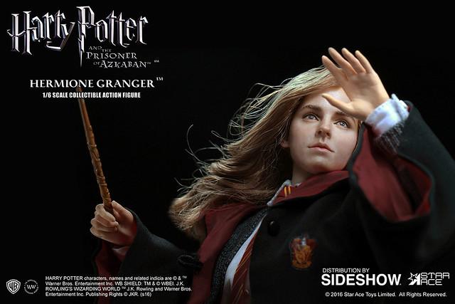Star Ace Toys 哈利波特:阿茲卡班的逃犯【妙麗.格蘭傑】Hermione Granger 1/6 比例人偶作品