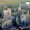 Castle Sinclair Girnigoe is a castle located about 3 mile north of Wick #haunted #spooky #abandoned #scary #deadlive https://goo.gl/OGz3sM