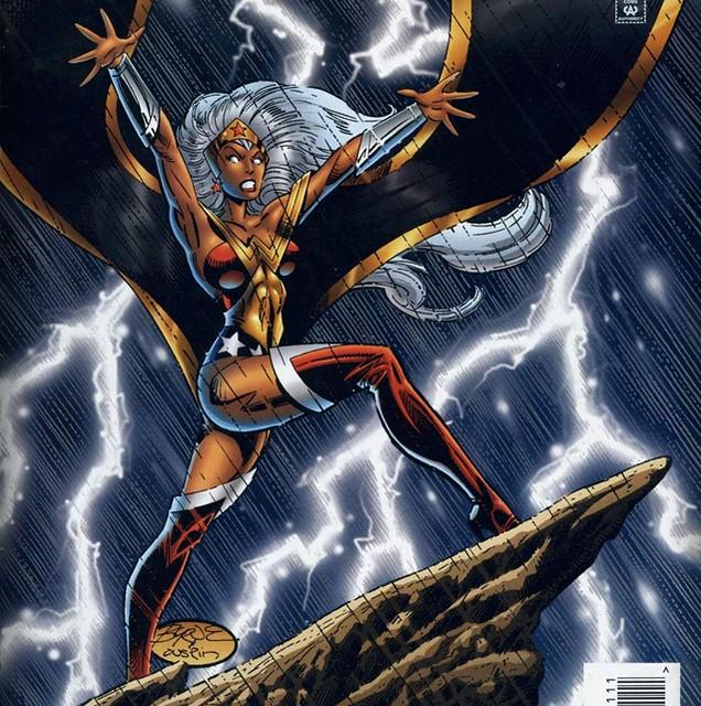 《神力女超人》特別專題:16個你不知道的「神力女超人」冷知識