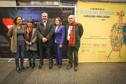 Coros para Violeta en Metro de Santiago