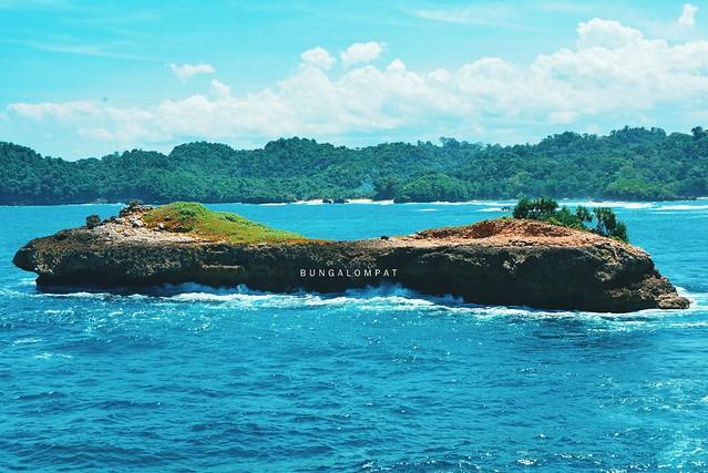 Pulau Sirap Pantai Tanjung Sirap
