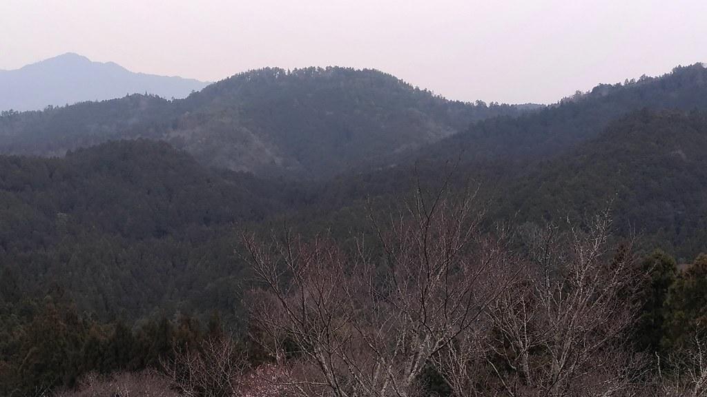 吉野 金峰山寺 景色