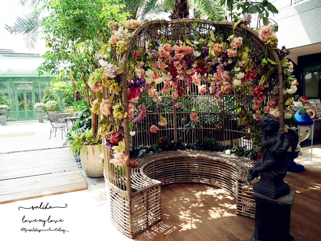 台中南屯區大墩路泰Thai.J泰國料理餐廳推薦泰式料理秘境小花園 (1)