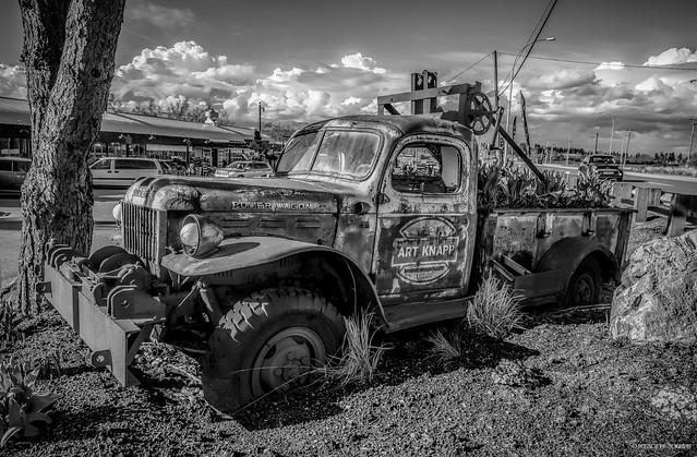 Dodge Power Wagon WM300 Pickup Truck ( Art Knapp Truck)