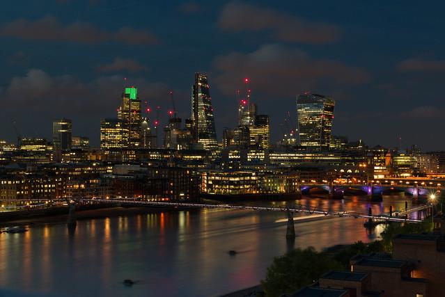 London, May 2017