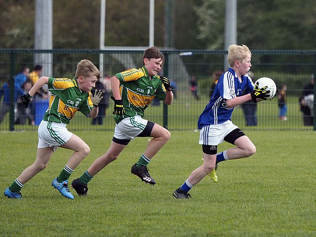 Kildangan V Castledermot Under 12 Final