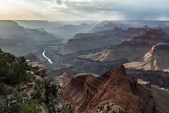 Hazy Day @ Grand Canyon