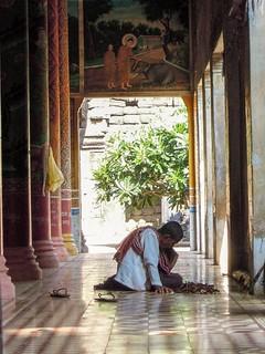 Wat Nokor, Kambodscha