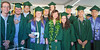 School of Ocean and Earth Science and Technology undergraduates at the University of Hawaii at Manoa's spring 2017 commencement ceremony at the Stan Sheriff Center on Saturday, May 13, 2017
