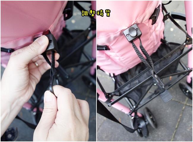 ViVibaby 迪士尼授權 嬰兒輕便傘車 (2).jpg