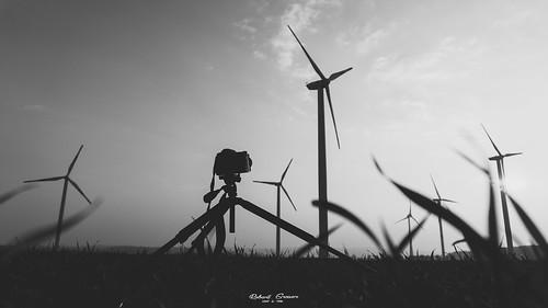 MAKING OF: #Windpark Bucha bei #Jena