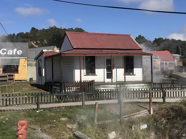 Condemned for Geothermal Activity