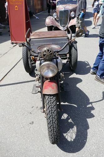 Indian Trike/motorcycle