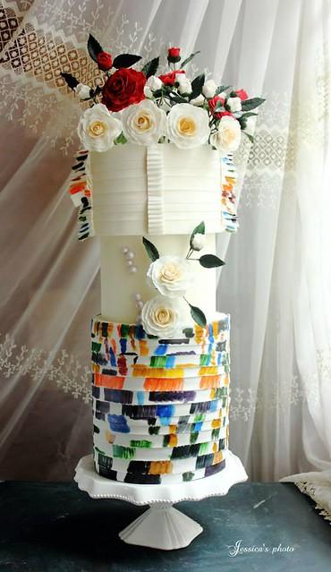 Cake by Jessicake Art