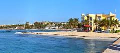 Cozumel Island. Panorama. Nikon D3100. DSC_0593-0600.