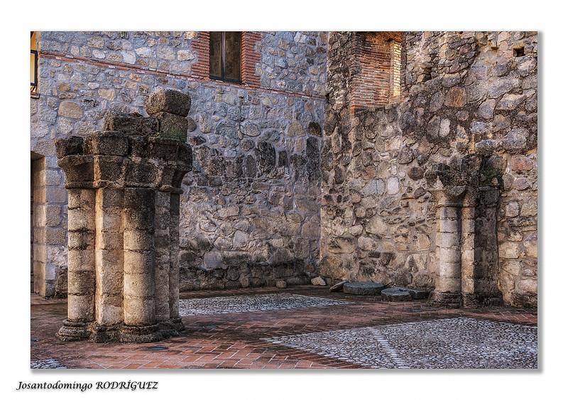 Castillo de La Adrada (Ávila).