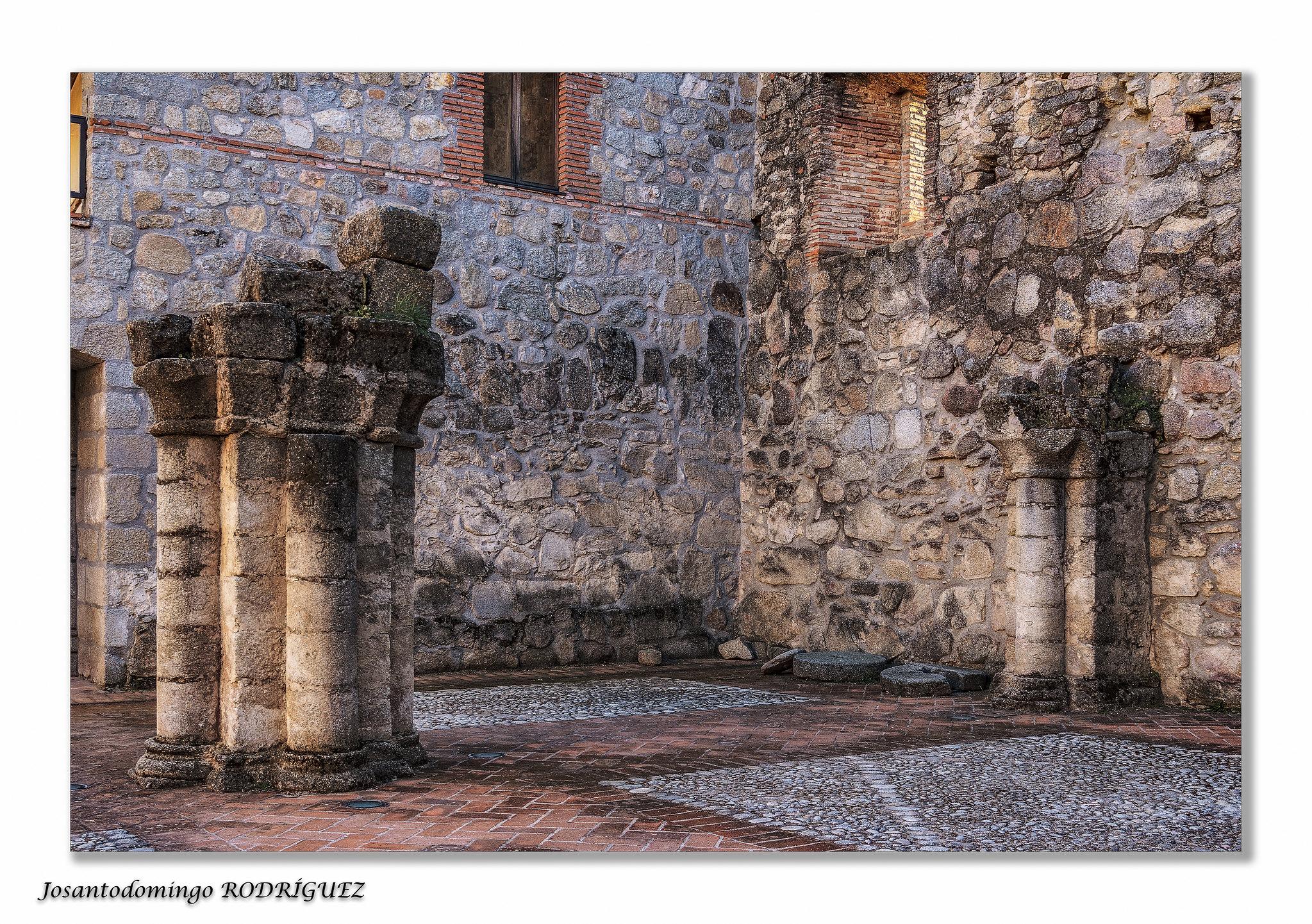 Castillo de La Adrada (Ávila)