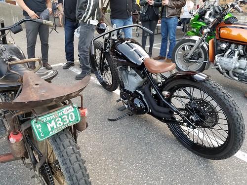 Vintage Motorcycle Night