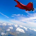 Wingsuiting with Sebastian Mizgala