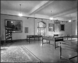Northcliffe Room, looking southeast, Public Archives of Canada, Sussex Street, Ottawa, Ontario / Salle Northcliffe, vue du sud-est, Archives publiques du Canada, rue Sussex, Ottawa (Ontario)