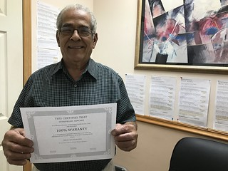 Cesar Blass Sanchez, review, comentarios sobre reparacion de credito en Municipal Credit Service, Miami, 33155