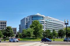 An office building on the Washington Mall