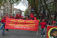 Mayday 2017 Clerkenwell London