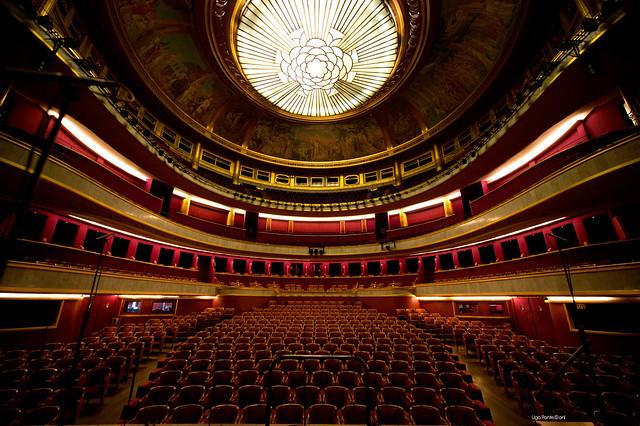 Paris, Théâtre des Champs-Élysées