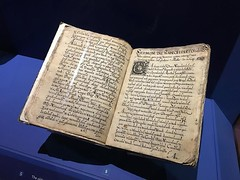 A Rare Public Display of a 17th-Century Mayan Manuscript With the book newly digitized, scholars are reinterpreting a story of native resistance from within its pages Libro de Sermones is a reminder of what she calls the brutally violent mandatory convers