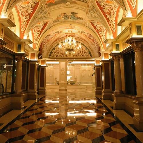 イベント会場予定の、ホテルカジノ。 #ラスベガス #ネバダ