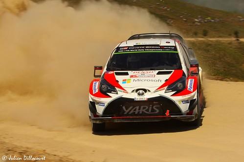 Vodafone Rally de Portugal 2017 : Jari-Matti Latvala / Miikka Anttila