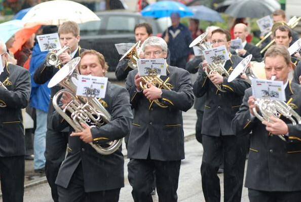 Kantonales Musikfest beider Basel Muttenz 2010