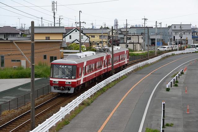 遠州鉄道, Nikon D750, AF-S VR Zoom-Nikkor 24-85mm f/3.5-4.5G IF-ED
