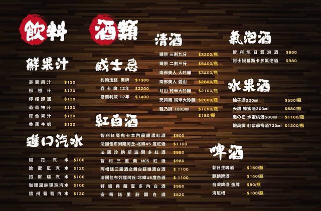 Fattys鐡板燒menu (3)