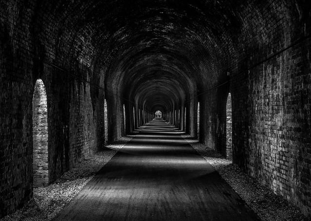Ballyvoyle Tunnel, Waterford, Nikon D800, AF-S Nikkor 24-70mm f/2.8E ED VR