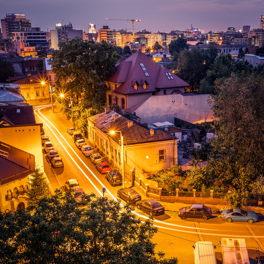 Strada Vulturilor - Bucharest, Romania - Travel photography