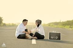 *Trowback from outdoor prewedding photoshoot for Niken & Pandu at Landasan Pacu Depok Bantul Yogyakarta.  Foto prewedding by @poetrafoto, http://prewedding.poetrafoto.com  Follow IG: @poetrafoto untuk lihat foto pre+wedding terbaru kami ya.  Untuk info pr