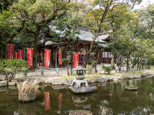 Sumiyoshi-jinja 住吉神社)