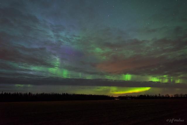 Cloudy substorm, Grassland, Alta, Nikon D810, AF-S Nikkor 24mm f/1.4G ED