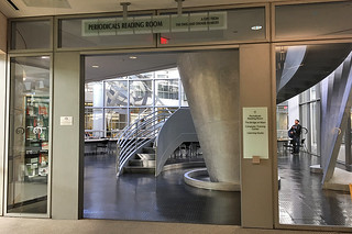 SF Public Library - Main branch 5flr periodicals