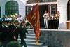 2002 - mit der Blaskapelle als Gäste beim 75jährigen Jubiläum