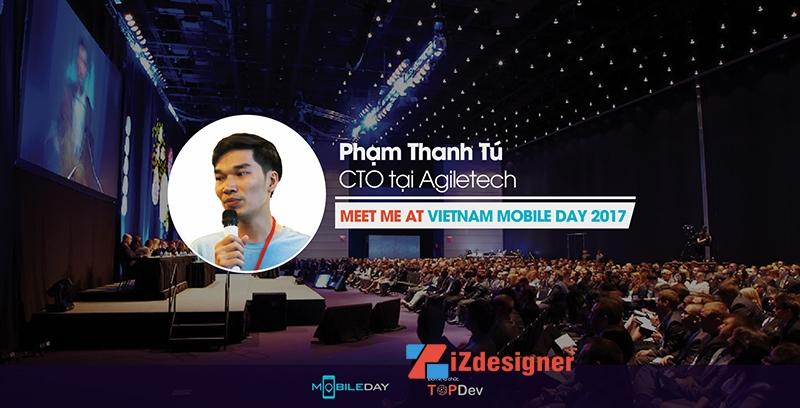 6 chủ đề của Vietnam Mobile Day 2017 được công bố