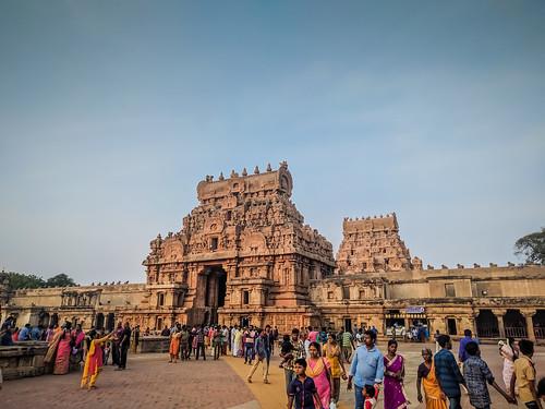 Thanjavur Brihadeeswara Temple