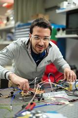 IBM scientist Alessandro Cevrero
