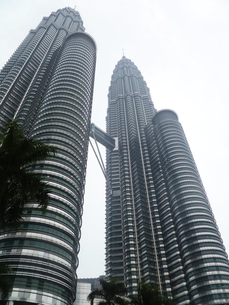 Petronas Twin Towers, Kuala Lumpur / Malaysia