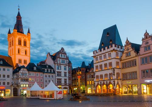 Trier. Rhineland-Palatinate, Germany
