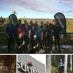 Den gångna helgen spenderades i Finland på Suunto Summit med deltagare från jordens alla hörn. En sammanfattning av Suunto Summit kommer snart på bloggen: http://bloggen.trailloparen.se  En annan stor sak ägde samtidigt rum på Bornholm, nämligen Hammer Tr