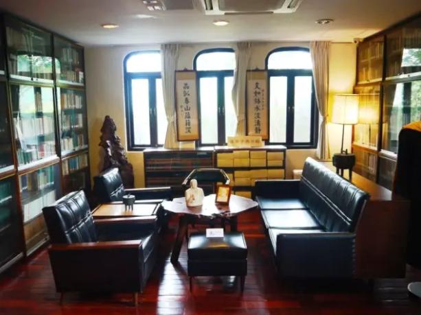 林語堂書房